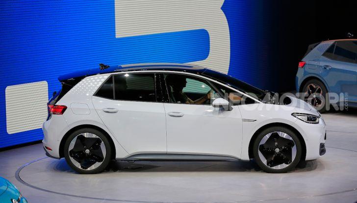 Francoforte 2019, tutte le nuove auto elettriche presentate al Salone - Foto 34 di 64