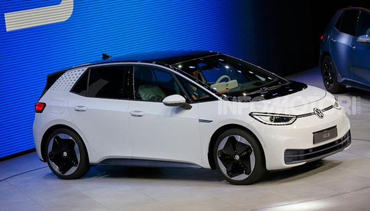Francoforte 2019, tutte le nuove auto elettriche presentate al Salone - Foto 33 di 64
