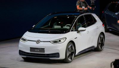 Volkswagen ID.3 a noleggio a 234€ al mese