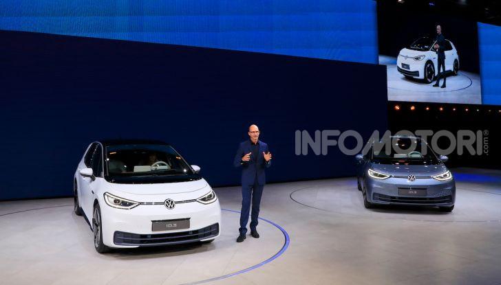 Volkswagen: la gamma ID in versione sportiva GTX - Foto 12 di 34