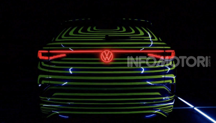 ID.4, il SUV elettrico secondo Volkswagen - Foto 13 di 30