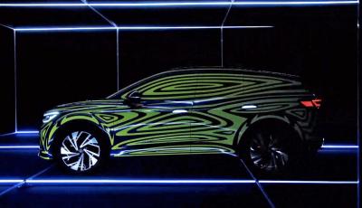 ID.4, il SUV elettrico secondo Volkswagen