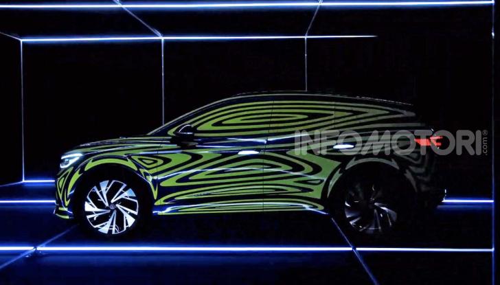 ID.4, il SUV elettrico secondo Volkswagen - Foto 14 di 30