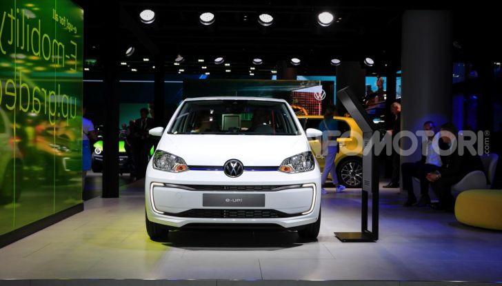 Volkswagen e-up: la piccola tedesca dalla grande autonomia - Foto 8 di 11