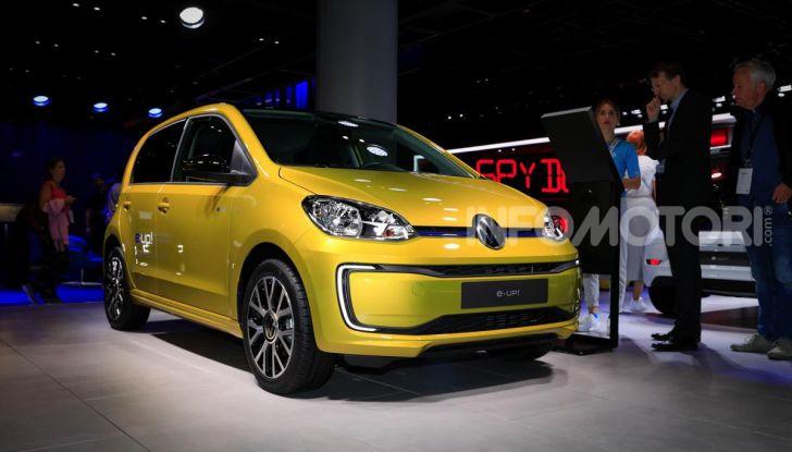Volkswagen e-up: la piccola tedesca dalla grande autonomia - Foto 1 di 11