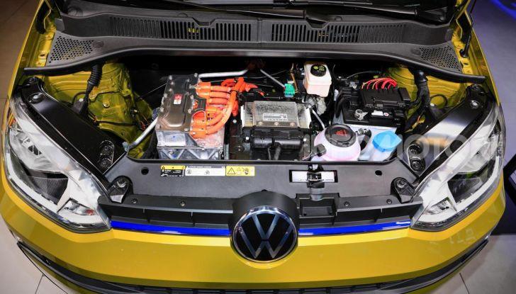 Volkswagen e-up: la piccola tedesca dalla grande autonomia - Foto 9 di 11