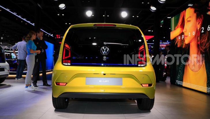 Volkswagen e-up: la piccola tedesca dalla grande autonomia - Foto 5 di 11