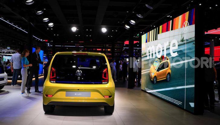 Volkswagen e-up: la piccola tedesca dalla grande autonomia - Foto 7 di 11