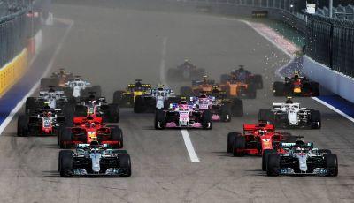 F1 2019, GP di Russia: gli orari tv Sky e TV8 di Sochi