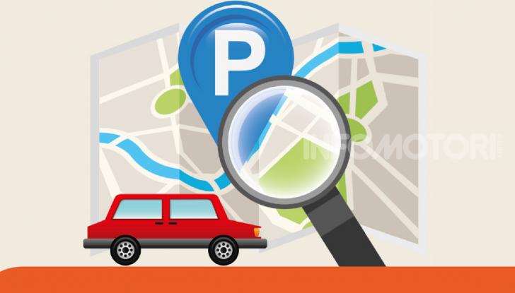 Parcheggio auto: tutti gli strumenti per ricordarsi la posizione della macchina - Foto 7 di 11