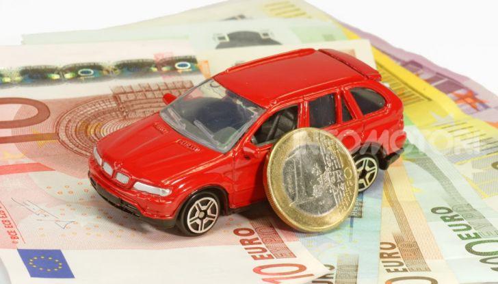 I costi dell'assicurazione auto nelle spese legali di un incidente