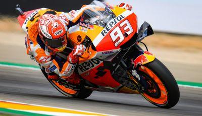 MotoGP 2019, GP di Aragon: Marquez sbanca il MotorLand e vola verso l'ottavo Titolo in carriera