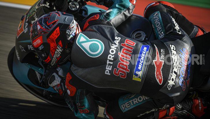 MotoGP 2019, GP di Aragon: Marquez centra la nona pole position stagionale davanti a Quartararo e Vinales - Foto 6 di 11