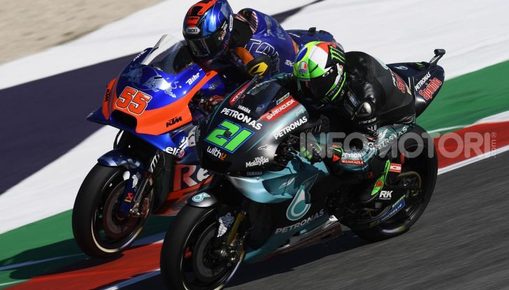 MotoGP Misano 2020: le regole per l'acquisto dei biglietti - Foto 13 di 19