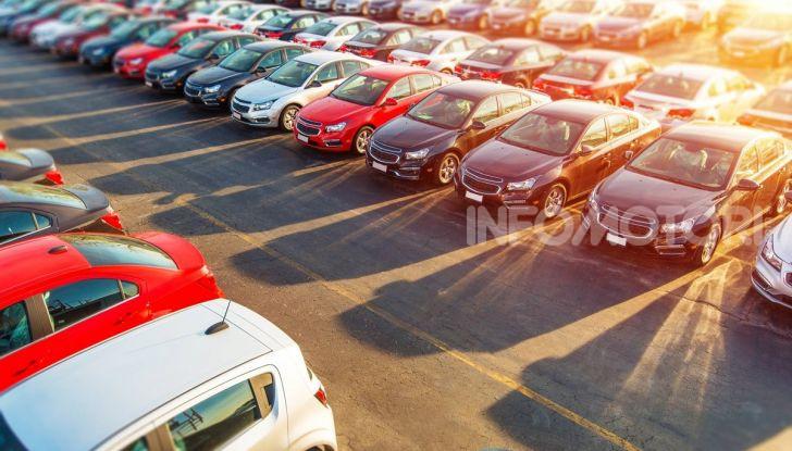 Parcheggio auto: tutti gli strumenti per ricordarsi la posizione della macchina - Foto 2 di 11