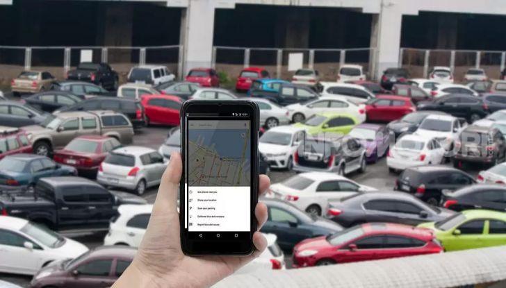 Parcheggio auto: tutti gli strumenti per ricordarsi la posizione della macchina - Foto 1 di 11