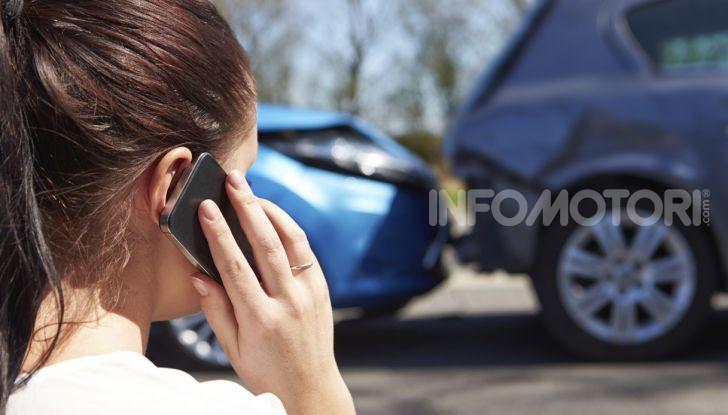 A chi rivolgersi in caso di incidente stradale