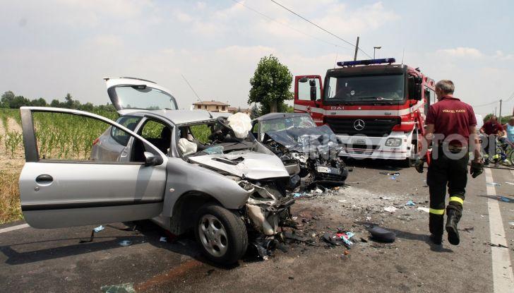 I pericoli degli incidenti stradali tra automobilisti