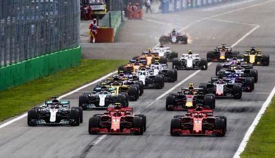 F1 2019, GP d'Italia: orari TV Sky e TV8 a Monza