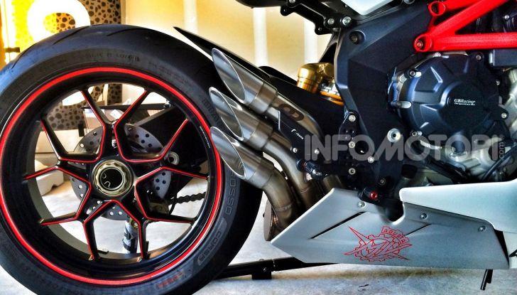 Scarico moto aftermarket: basta che sia omologato per essere in regola? - Foto 7 di 11