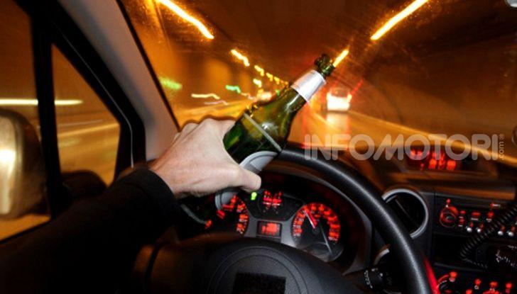 Gli effetti della guida in stato di ebbrezza sostanze alcoliche