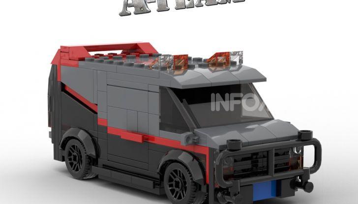 I 10 migliori set Lego di auto e veicoli - Foto 5 di 10