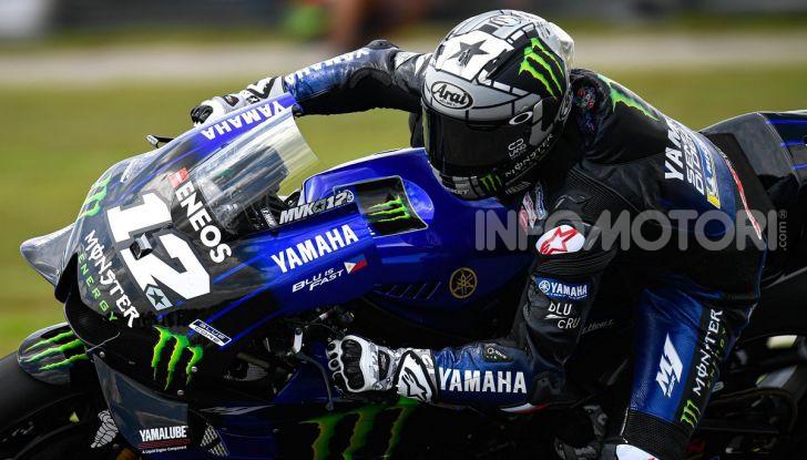 MotoGP 2019, GP della Malesia: Vinales torna alla vittoria a Sepang, Marquez secondo davanti a Dovizioso - Foto 3 di 15