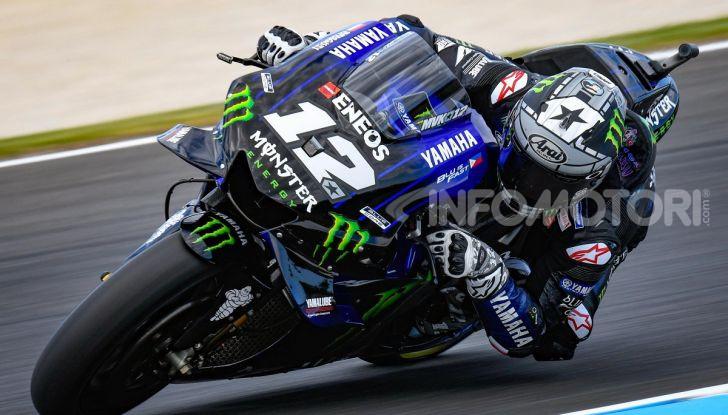 MotoGP 2019, GP d'Australia: Vinales suona la carica a Phillip Island davanti a Dovizioso - Foto 3 di 16