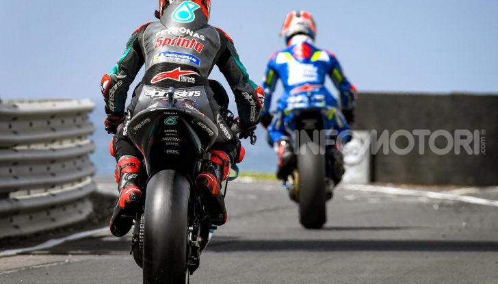 MotoGP 2019, GP d'Australia: Vinales suona la carica a Phillip Island davanti a Dovizioso - Foto 12 di 16