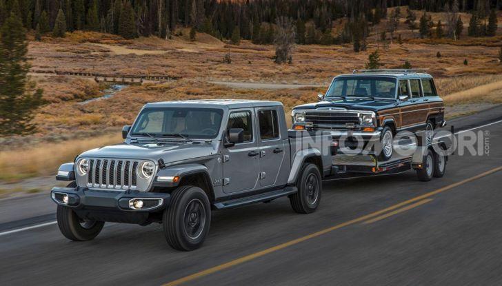Jeep Gladiator arriva in Europa nel 2020 - Foto 8 di 8
