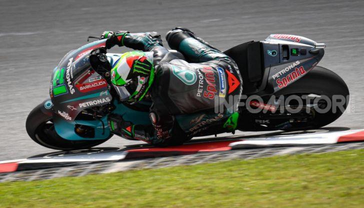 MotoGP 2019, GP della Malesia: le Yamaha dettano il passo nelle libere di Sepang con Quartararo davanti a Morbidelli - Foto 8 di 15