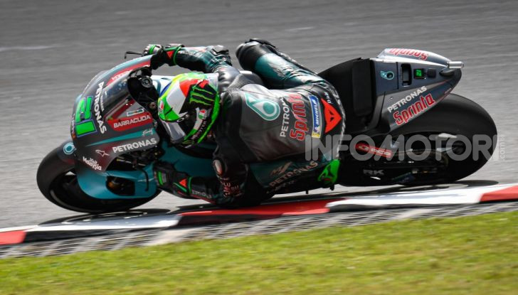 MotoGP 2019, GP della Malesia: Vinales torna alla vittoria a Sepang, Marquez secondo davanti a Dovizioso - Foto 8 di 15