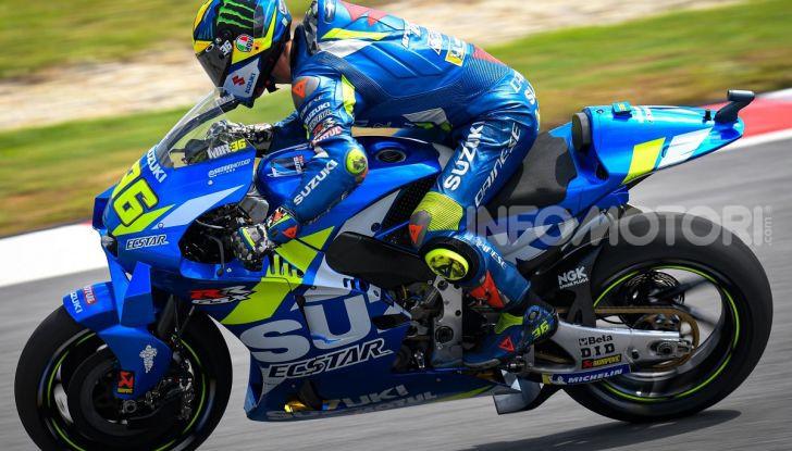 MotoGP 2019, GP della Malesia: le Yamaha dettano il passo nelle libere di Sepang con Quartararo davanti a Morbidelli - Foto 15 di 15
