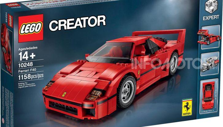 I 10 migliori set Lego di auto e veicoli - Foto 2 di 10