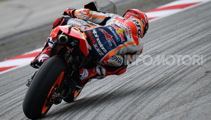 MotoGP 2019, GP della Malesia: Vinales torna alla vittoria a Sepang, Marquez secondo davanti a Dovizioso - Foto 13 di 15