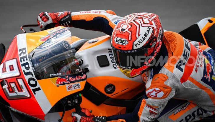 MotoGP 2019, GP della Malesia: Vinales torna alla vittoria a Sepang, Marquez secondo davanti a Dovizioso - Foto 12 di 15