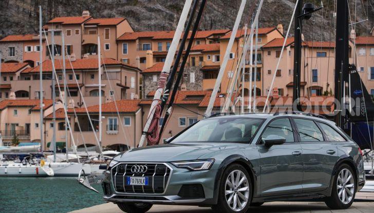 Nuova Audi A6 allroad Quattro MY2020: dimenticate i compromessi - Foto 1 di 45
