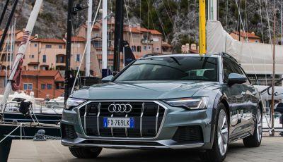 Nuova Audi A6 allroad Quattro MY2020: dimenticate i compromessi