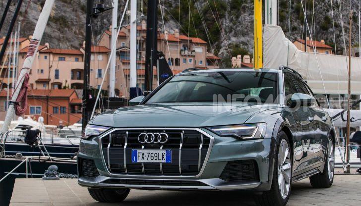 Nuova Audi A6 allroad Quattro MY2020: dimenticate i compromessi - Foto 2 di 45