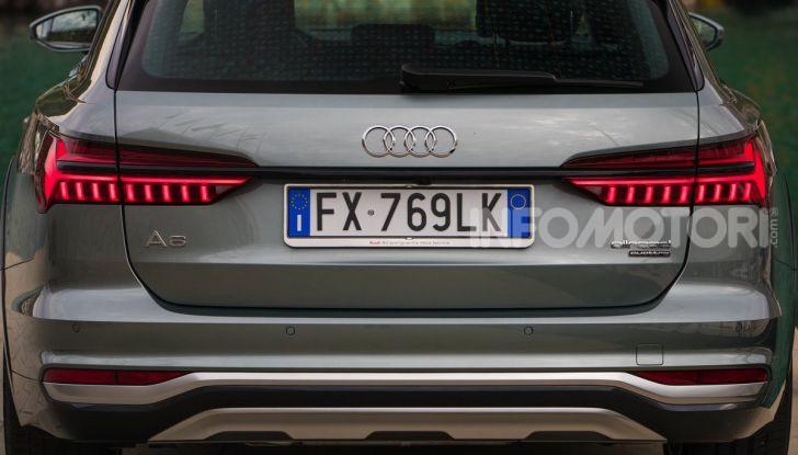 Nuova Audi A6 allroad Quattro MY2020: dimenticate i compromessi - Foto 45 di 45