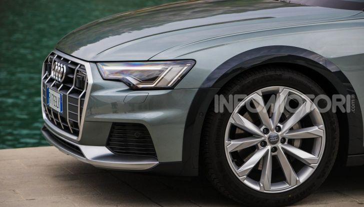Nuova Audi A6 allroad Quattro MY2020: dimenticate i compromessi - Foto 44 di 45