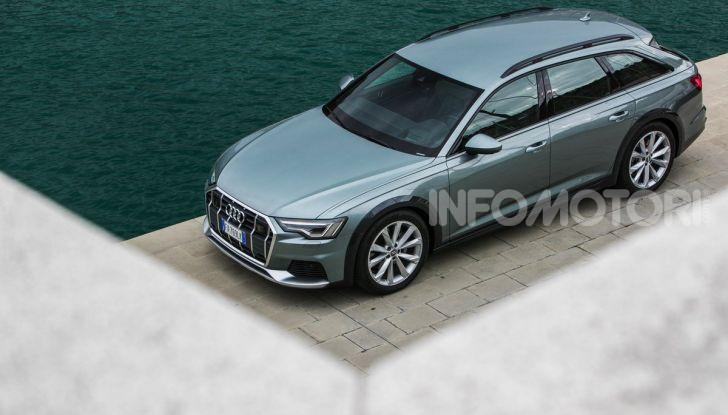 Nuova Audi A6 allroad Quattro MY2020: dimenticate i compromessi - Foto 43 di 45
