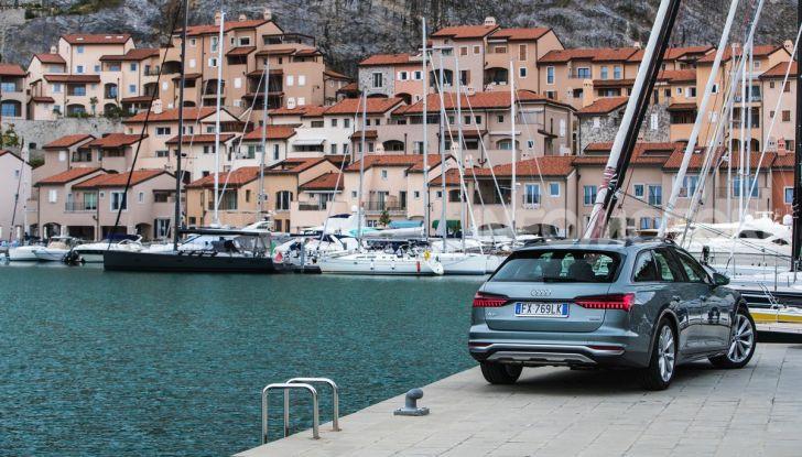 Nuova Audi A6 allroad Quattro MY2020: dimenticate i compromessi - Foto 42 di 45