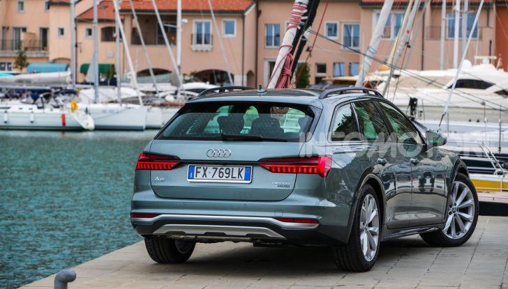 Nuova Audi A6 allroad Quattro MY2020: dimenticate i compromessi - Foto 41 di 45