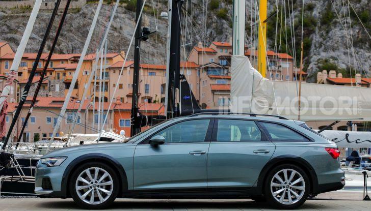 Nuova Audi A6 allroad Quattro MY2020: dimenticate i compromessi - Foto 3 di 45