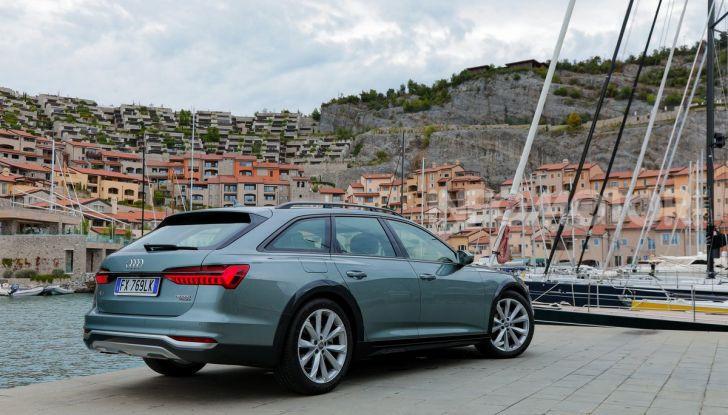 Nuova Audi A6 allroad Quattro MY2020: dimenticate i compromessi - Foto 4 di 45
