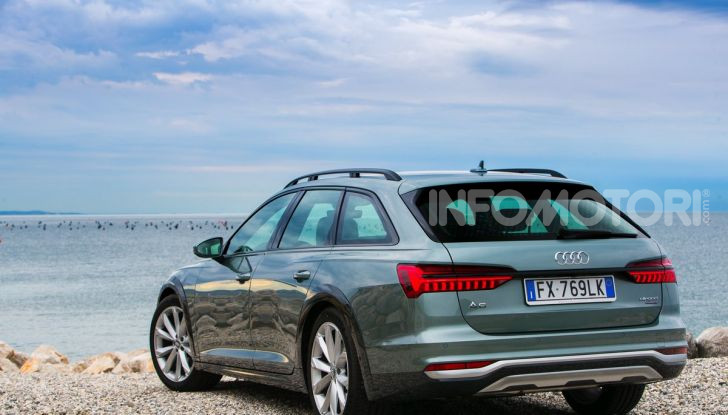 Nuova Audi A6 allroad Quattro MY2020: dimenticate i compromessi - Foto 36 di 45