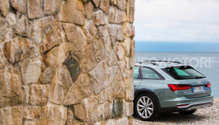 Nuova Audi A6 allroad Quattro MY2020: dimenticate i compromessi - Foto 35 di 45