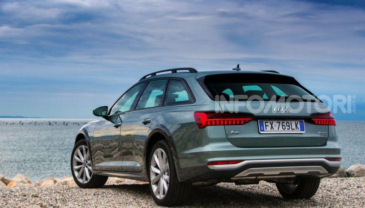 Nuova Audi A6 allroad Quattro MY2020: dimenticate i compromessi - Foto 34 di 45