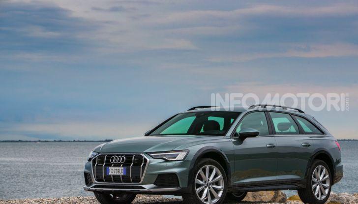 Nuova Audi A6 allroad Quattro MY2020: dimenticate i compromessi - Foto 33 di 45